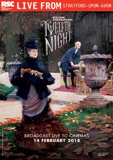 RSC Live: Twelfth Night (Live)