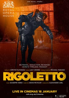 Royal Opera: Rigoletto (Live)