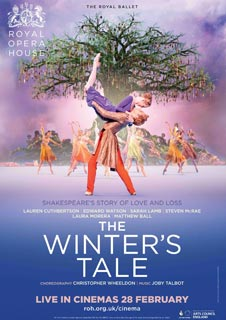 Royal Ballet: The Winter's Tale (Live)