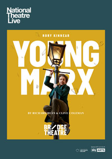 National Theatre Live: Young Marx (Live)