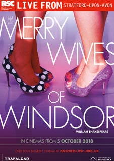 RSC Live: The Merry Wives of Windsor (Live)