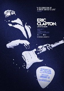 Eric Clapton: Life in 12 Bars & Q+A