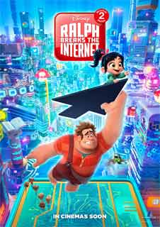 Ralph Breaks The Internet: Wreck-It Ralph 2 (3D)