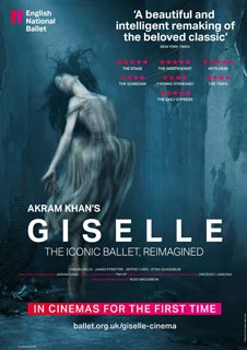 English National Ballet Akram Khan's Giselle