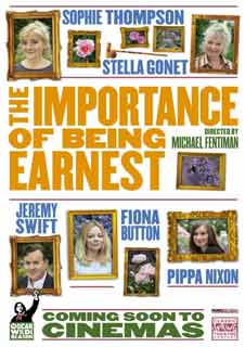 Oscar Wilde Season LIVE: The Importance of Being Earnest (Encore)