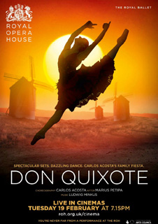 Royal Ballet: Don Quixote (2019)