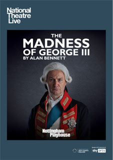 The Madness of George III (NT Live)