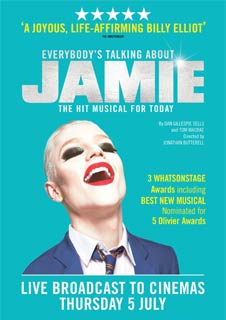 Everybody's Talking About Jamie (Live)