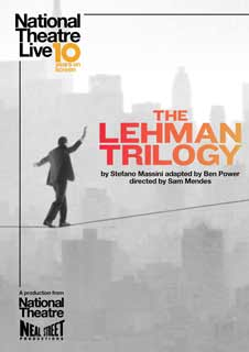 The Lehman Trilogy NT Live