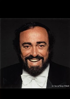 Pavarotti – Plus Satellite Q&A with exclusive content