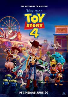 Toy Story 4 -3D