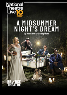 A Midsummer Night's Dream NT Live  (Captured Live)