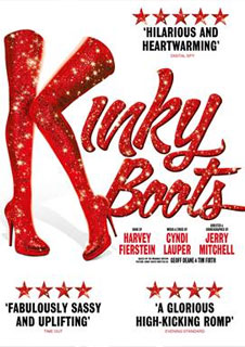 KINKY BOOTS – THE MUSICAL (Recorded Live)