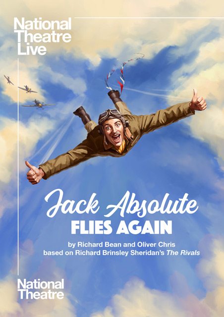 Jack Absolute Flies Again