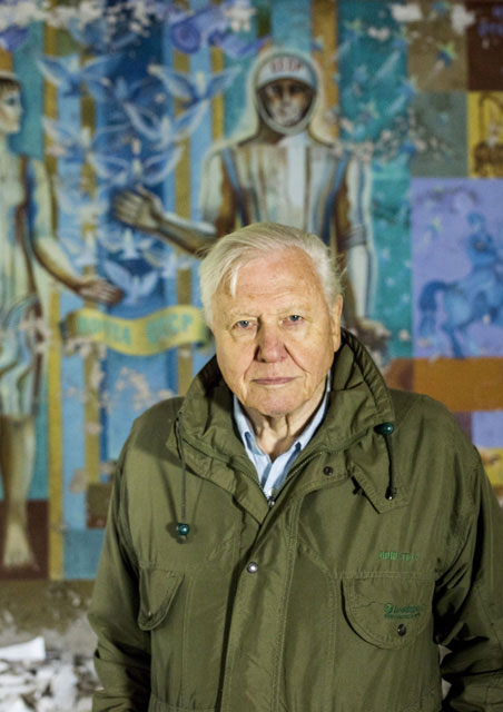 David Attenborough: A Life on Our Planet - Live From the World Premiere + Q&A